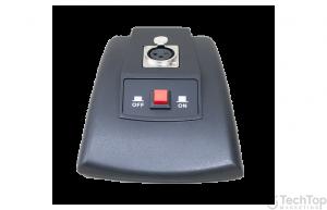 בסיס עם מיתוג ON/OFF למיקרופון כניסה B20S XLR