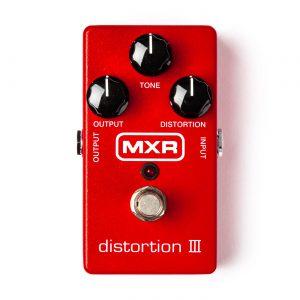 דיסטורשן MXR DISTORTION III