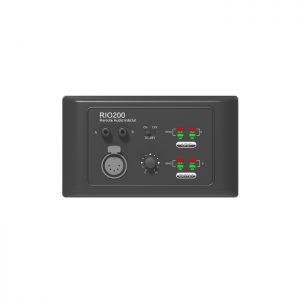 קופסאת חיבור אודיו עבור SHOW RIO-200 MATRIX-A8