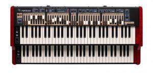 אורגן דו-קומות נייד Nord C2D Combo Organ