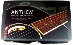 פיקאפ מקצועי לגיטרה אקוסטית L.R. Baggs Anthem