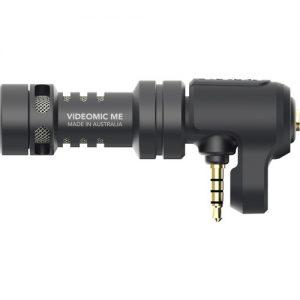מיקרופון כיווני איכותי למכשירי סמארטפון ניידים Rode VideoMic Me