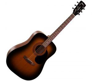 גיטרה אקוסטית Cort AD810-SSB