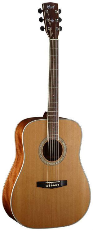 גיטרה אקוסטית מוגברת CORT EARTH 202E FOP