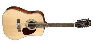 גיטרה אקוסטית 12 מיתרים CORT EARTH-12NAT