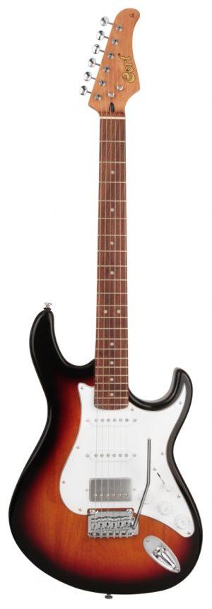 גיטרה חשמלית Cort G260CS 3TS
