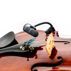 מתפס למיקרופון לכינור DPA VC4099