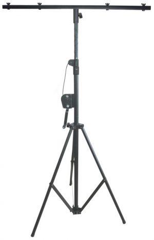 מעמד לתאורה 3.3 מטר כולל בר WINDUP