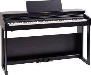 פסנתר חשמלי Roland RP701 שחור