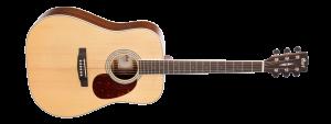 גיטרה אקוסטית Cort  earth 100 NS