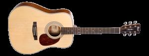 גיטרה אקוסטית Cort earth 70-NT