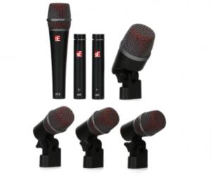 סט 5 מיקרופונים לתופים sE Electronics VPACK-VENUE
