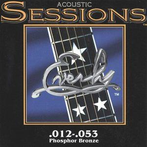 סט מיתרים לגיטרה אקוסטית Everly Sessions 7212 Phosphor Bronze 12-53