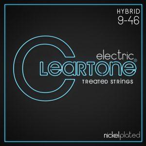 סט מיתרים לגיטרה חשמלית Cleartone 9419 EMP hybrid Nickel Plated 946