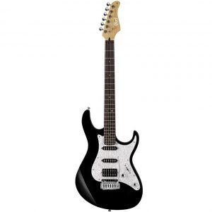 גיטרה חשמלית CORT G250TBK HSS