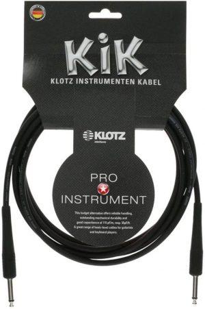 כבל PL לגיטרה Klotz kik3.oppsw