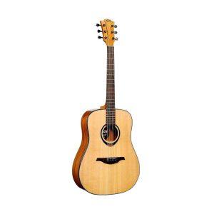 גיטרה אקוסטית לאג LAG GLAT80D
