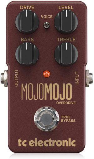 פדל אוברדרייב  לגיטרה חשמלית TC Electronic MOJO MOJO