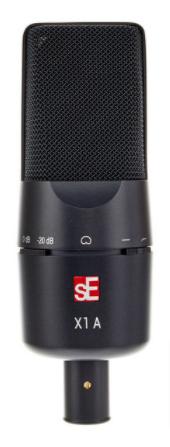 מיקרופון אולפן  Se Electronics  X1A