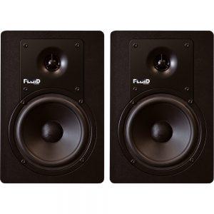 זוג מוניטורים אקטיביים Fluid Audio C5 Bluetooth