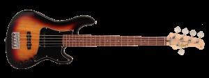 גיטרה בס 5 מיתרים CORT GB35JJ 3TS