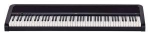 פסנתר חשמלי Korg B2 בצבע שחור
