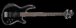 גיטרה בס אקטיבית Cort ACTION BASS PLUS BK
