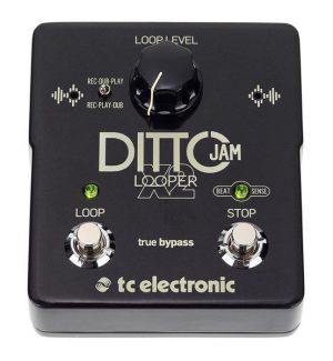 פדל לופר לגיטרה Tc electronic DITTO JAMX2