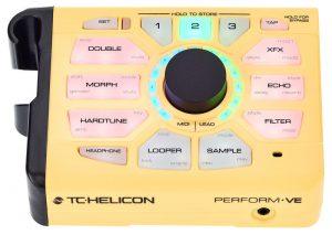 מולטי אפקט לשירה Tc-helicon PERFORM-VE