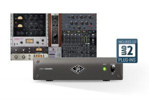 כרטיס מעבד אפקטים Universal Audio UAD-2 QUAD Satellite Thunderbolt