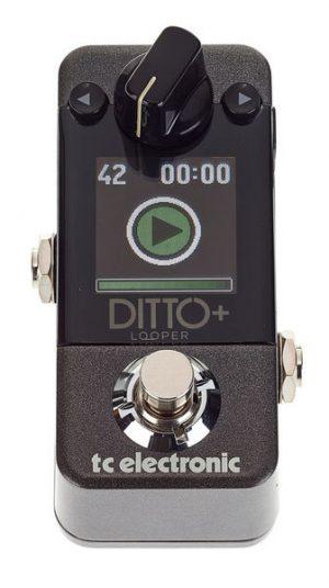 פדל לופר +Tc electronic Ditto