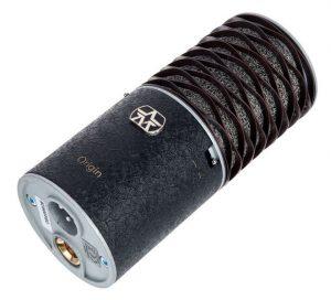 חבילת מיקרופון אולפני Aston Origin Black Bundle