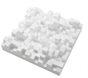 קיט 6 יחידות לוח דיפיוזר לבן Vicoustic Multifuser DC2 White