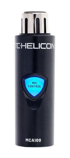 שלט רחוק לאפקט שירה TC Helicon MCA100