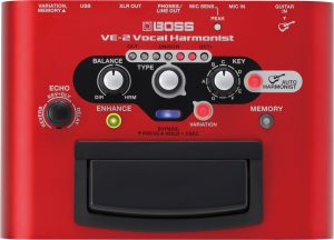 אפקט לשירה Boss Vocal Processor VE2