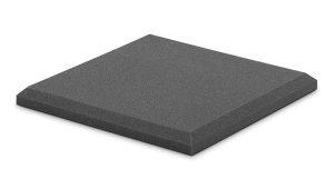 ספוג אקוסטי אפור שטוח EZ FOAM FLAT 60 x 60 x 5 cm Ez acoustics