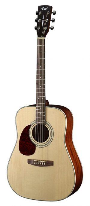 גיטרה אקוסטית שמאלית Cort Earth 70 LH