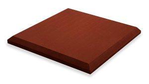 פנל אקוסטי EZ Acoustics EZ Suede Flat chocolate 60 * 60
