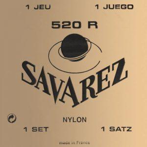 סט מיתרים לקלאסית Savarez 520R