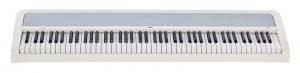 פסנתר חשמלי Korg B2 לבן