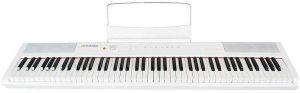 פסנתר חשמלי Artesia AM-1 בצבע לבן