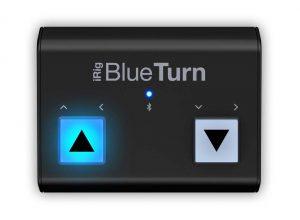 הופך דפים אלחוטי IK Multimedia iRig BlueTurn