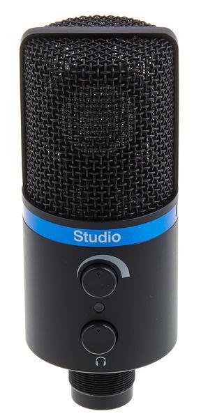 מיקרופון קונדנסר לפלאפון IK Multimedia iRig Mic Studio