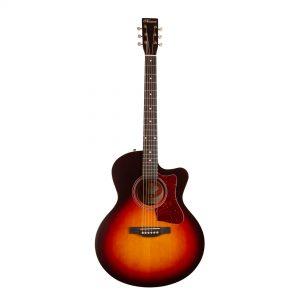 גיטרה אקוסטית מוגברת Norman Protge B18CWMJ