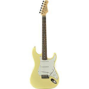 גיטרה חשמלית אקו Eko S300 Cream