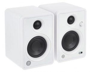 זוג מוניטורים אולפניים Mackie CR3-X Bluetooth Limited Edition לבן