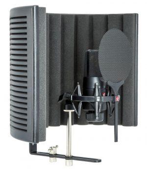 מיקרופון  X1 עם מסך אקוסטי sE Electronics ושוק מאונט יעודי RF-X