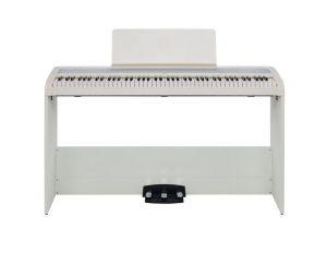פסנתר חשמלי Korg B2SP לבן