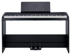 פסנתר חשמלי Korg B2SP שחור
