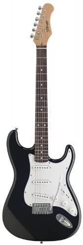 גיטרה חשמלית Stagg s250 bk